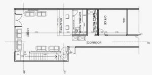 pongo interior - Mangga floor plan